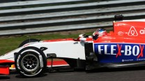 Will Stevens, Manor, Spa-Francorchamps, 2015