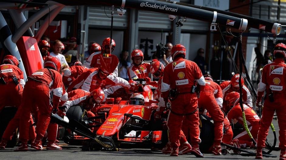 2015 Belgian Grand Prix team radio transcript