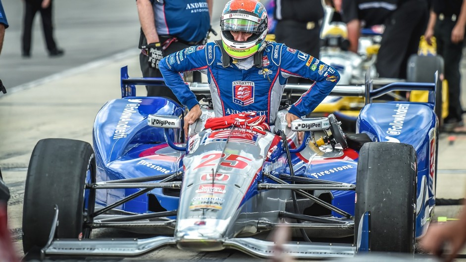 The F1 world pauses to remember Justin Wilson