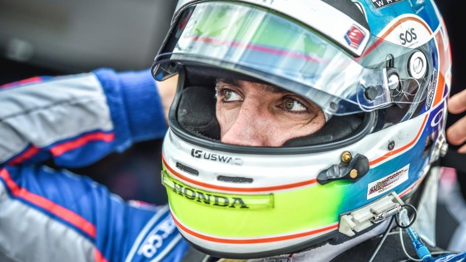 Wilson crash overshadows penultimate IndyCar race