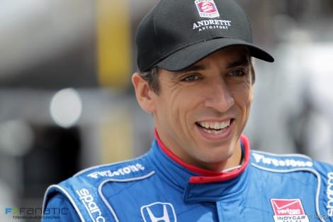 Justin WIlson, Andretti, IndyCar, 2015