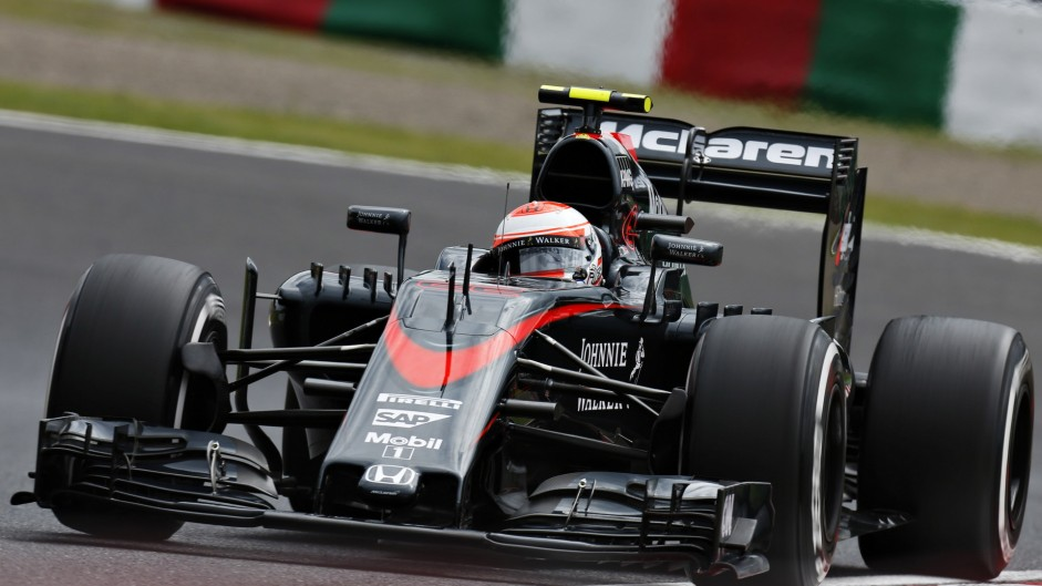 Honda must raise its game for 2016 – Button