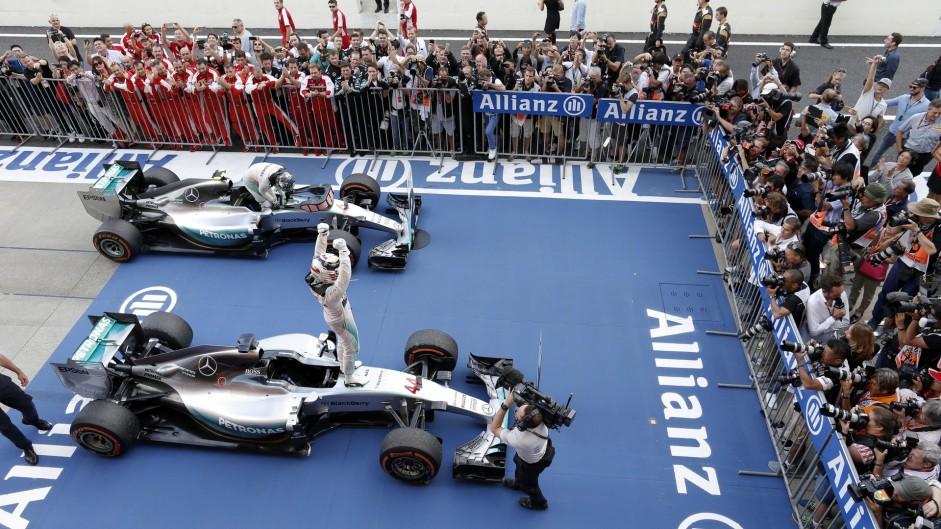 Mercedes dominance is F1's biggest problem – Button