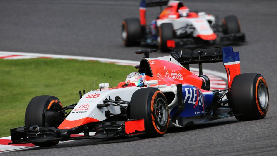 """Manor gets """"current-year"""" Mercedes engines for 2016"""