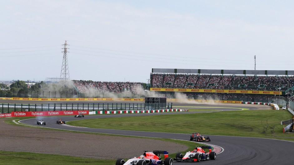 Motor Racing – Formula One World Championship – Japanese Grand Prix – Race Day – Suzuka, Japan