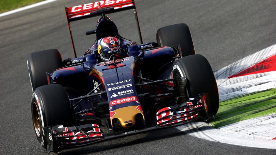 No hard tyres for Italian Grand Prix