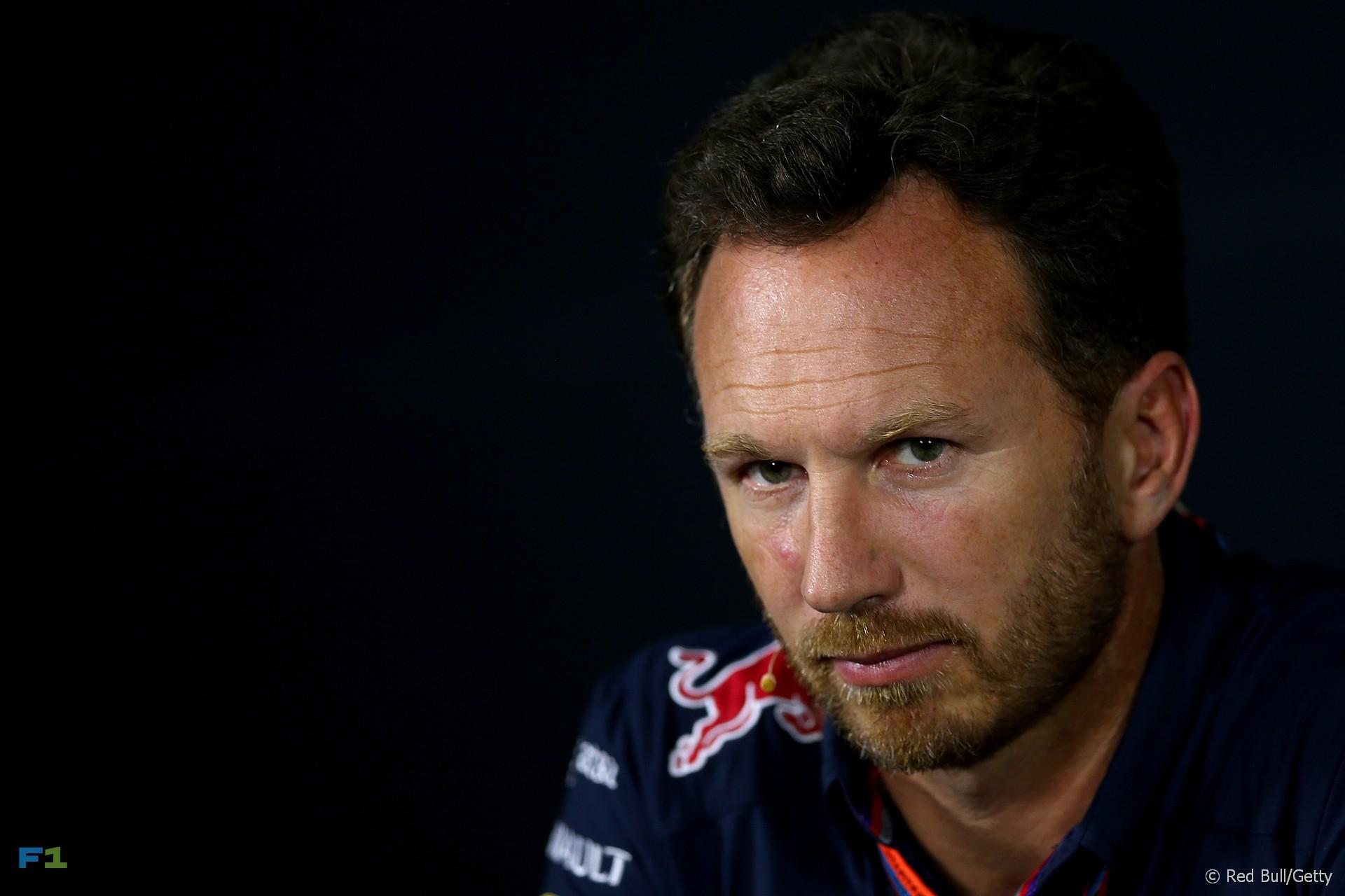 Christian Horner, Red Bull, Monza, 2015