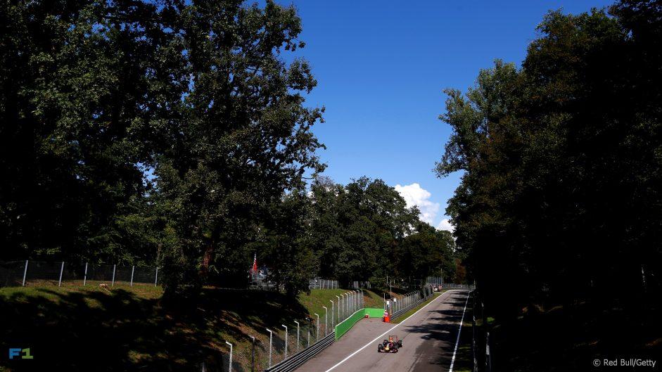 2016 Italian Grand Prix track preview