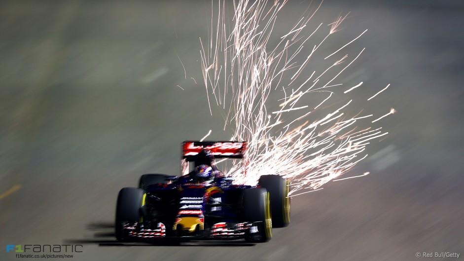 Toro Rosso accept Verstappen team order was unnecessary