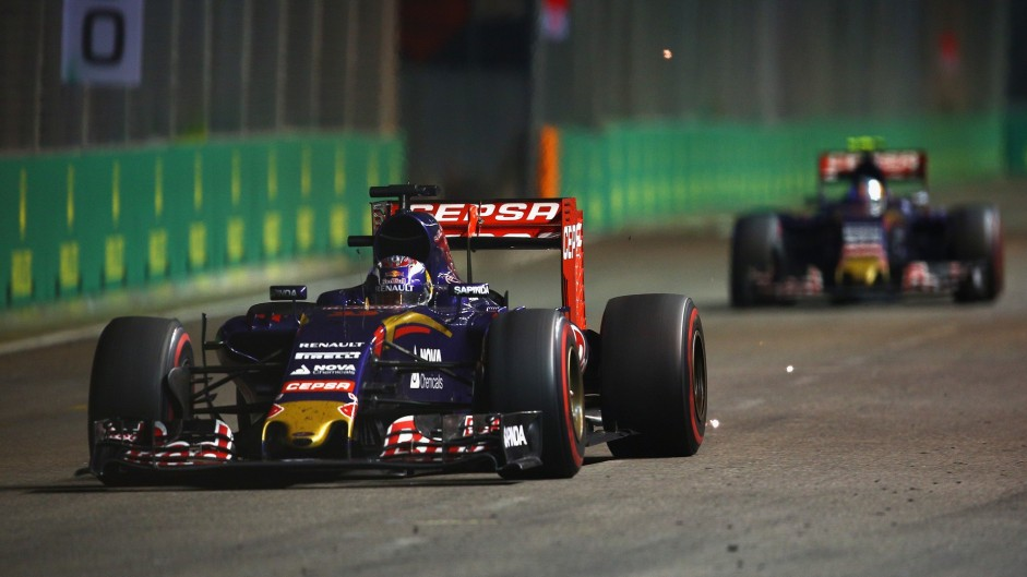 No fall-out over team orders – Verstappen