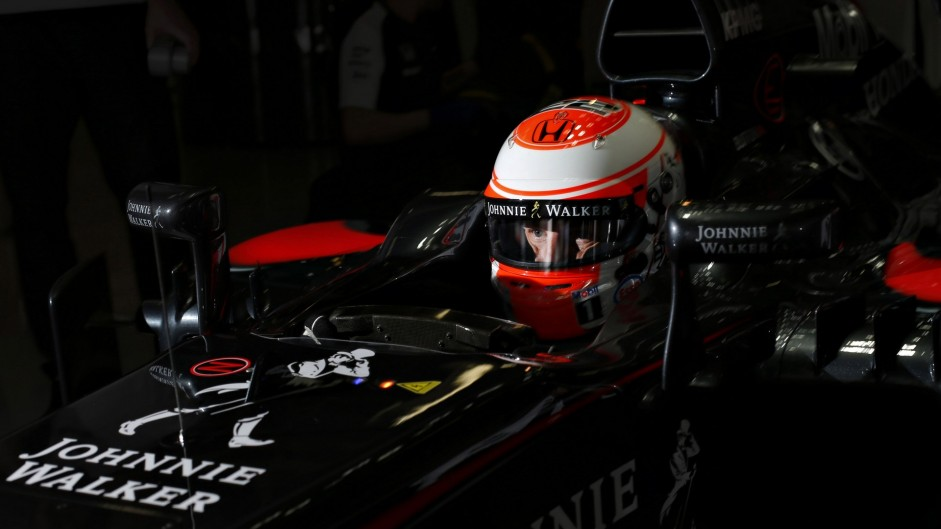 Settings error cost McLaren Q2 place – Button