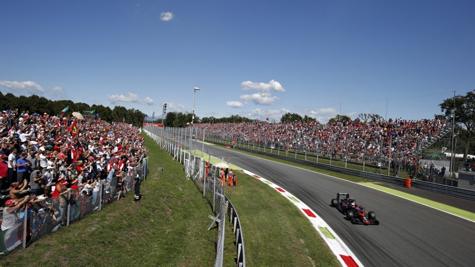 Monza and Imola vying for F1 race deal