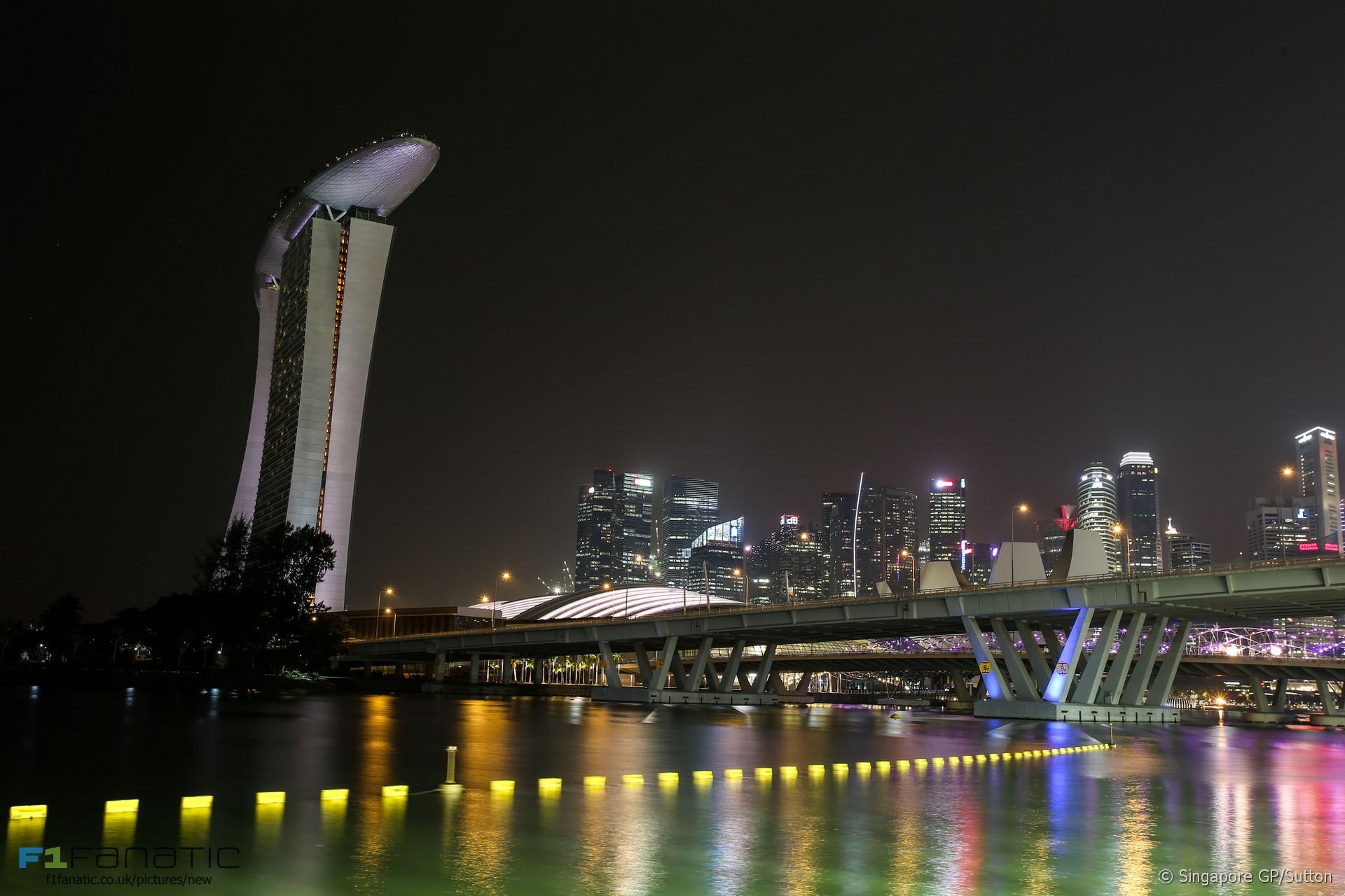 Singapore, 2015