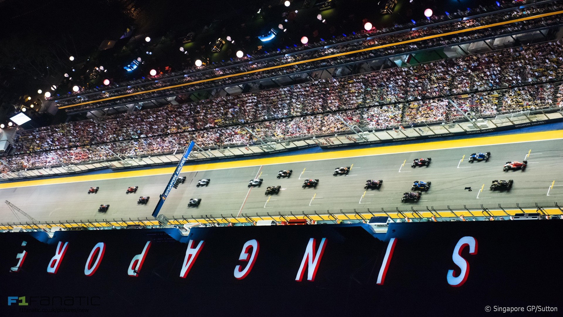 f1 singapore The formula 1 circus returns to tackle the marina bay street circuit for the fifteenth round of the 2018 season - the singapore grand prix the first singapore grand prix broke ground in 2008.
