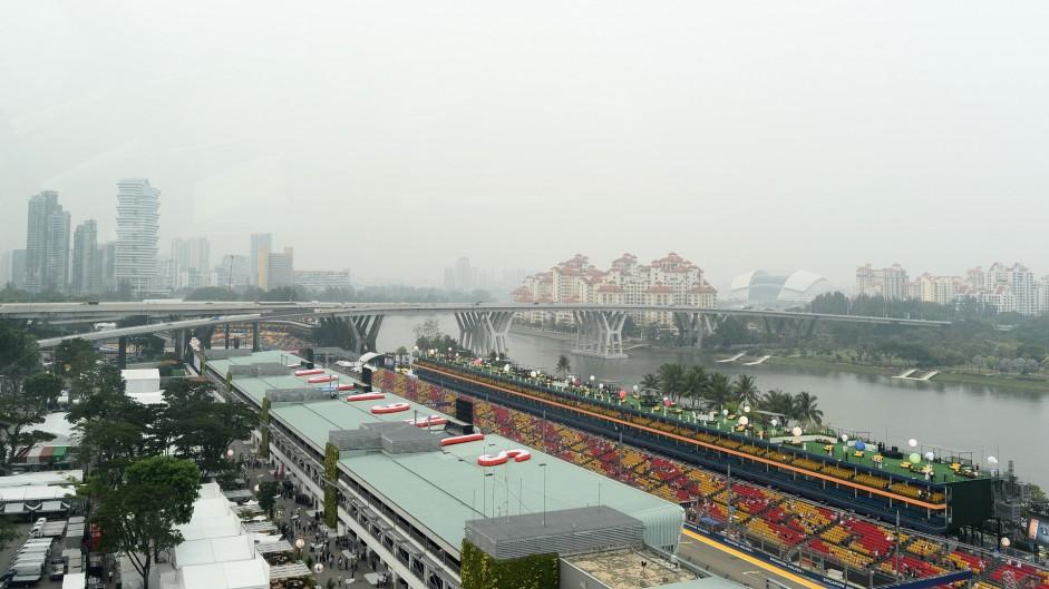 Marina Bay, Singapore, 2015