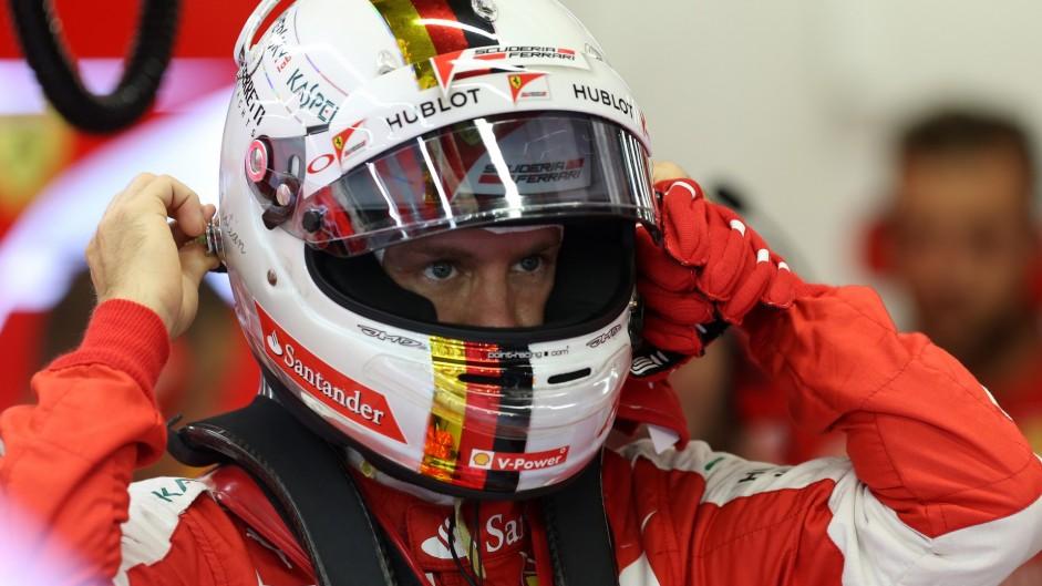 Vettel certain Mercedes has more pace