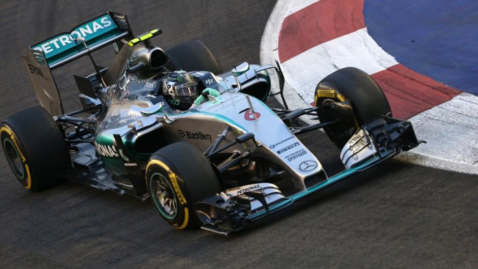 2015 Singapore Grand Prix championship points