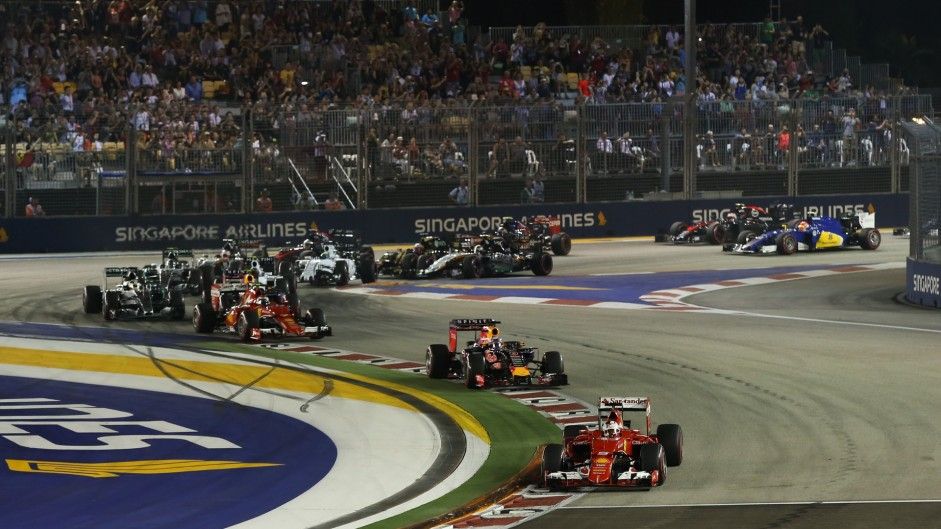 Rate the race: 2015 Singapore Grand Prix