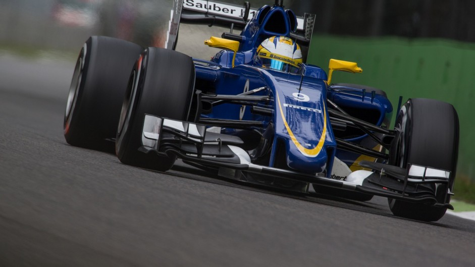 Ericsson to start 13th after impeding penalty