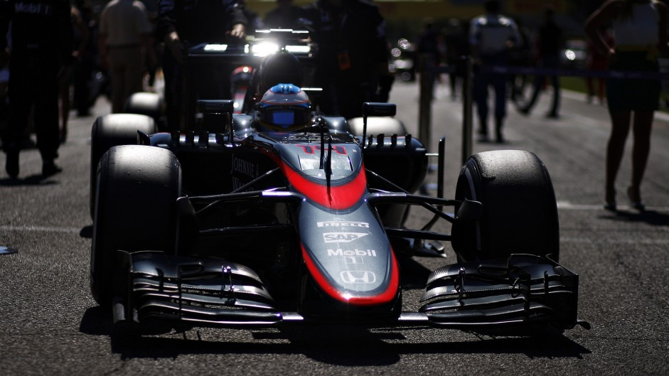 "McLaren expect ""much more competitive"" 2016"