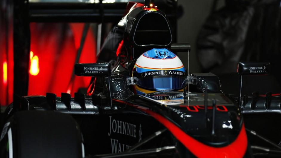 Alonso and Merhi take grid penalties