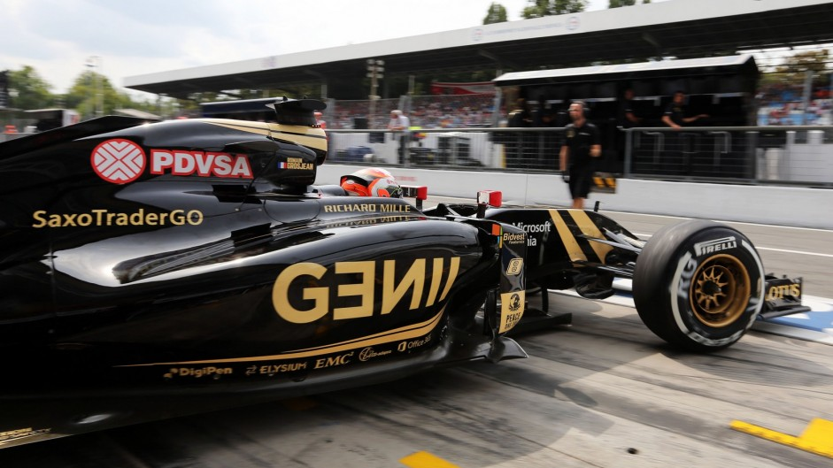 Lotus keeping Mercedes option open for 2016