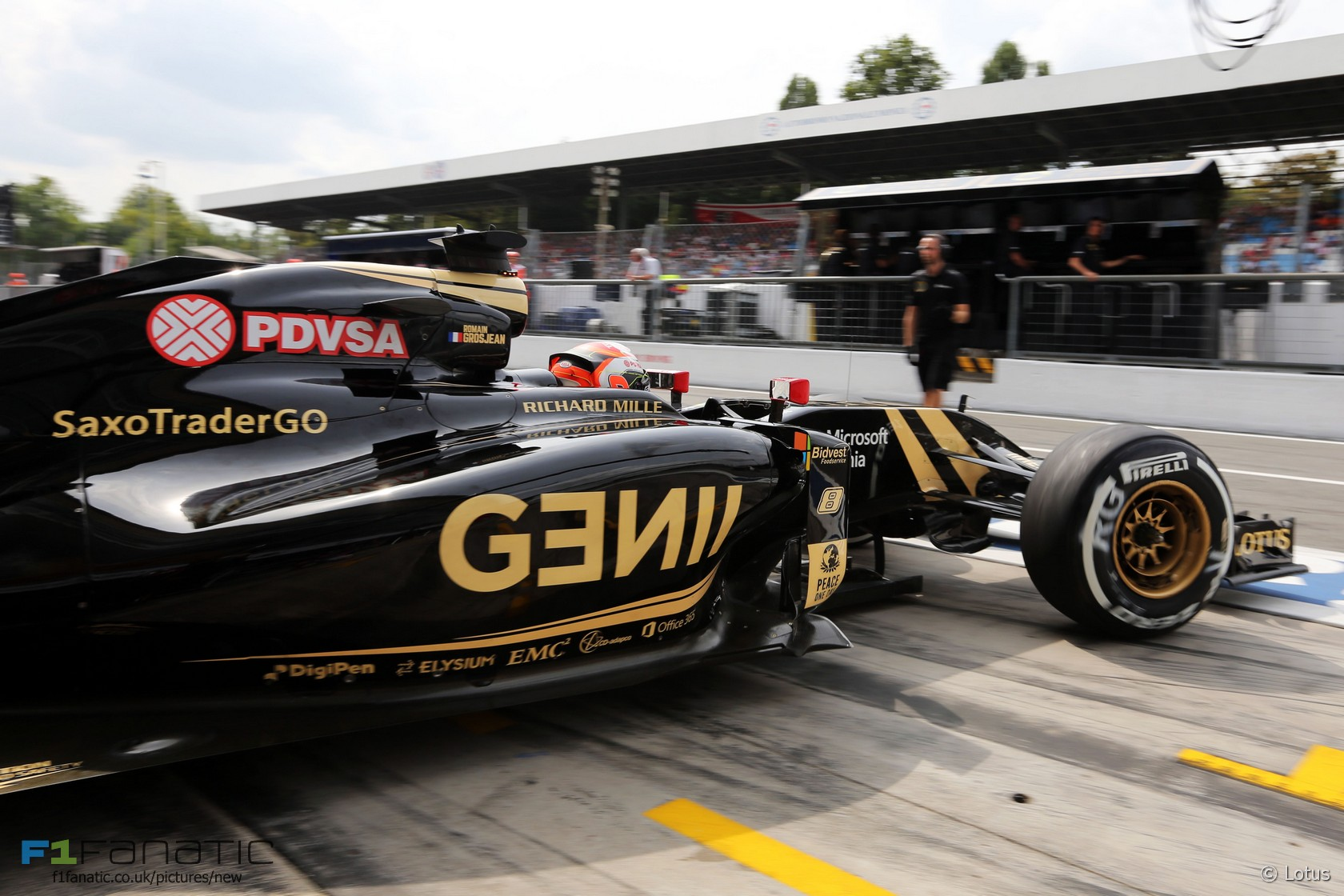 Lotus Keeping Mercedes Option Open For 2016 183 Racefans