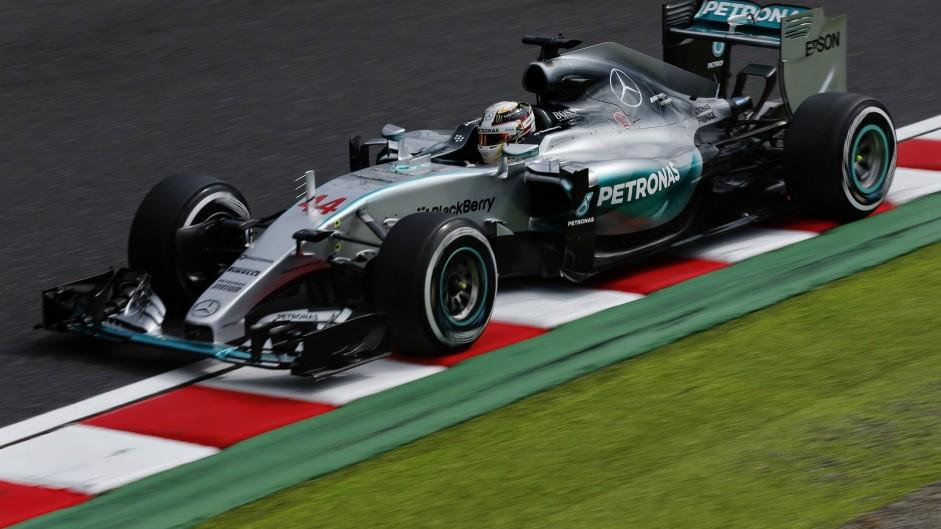 2015 Japanese Grand Prix result