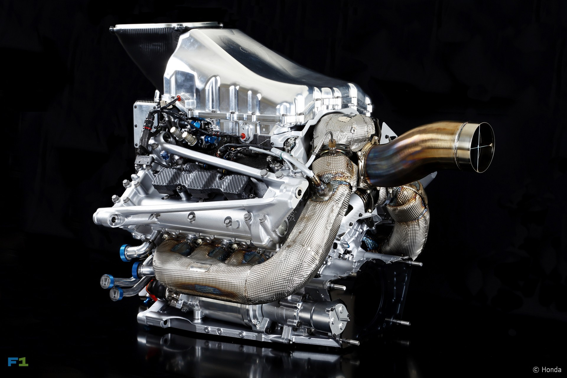Honda RA615H, 2015