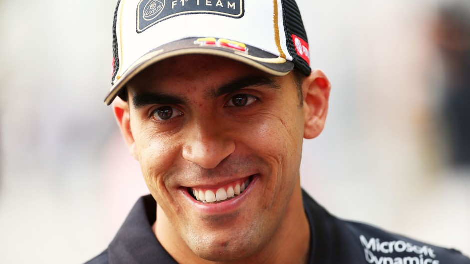 Maldonado confirmed at Lotus for 2016