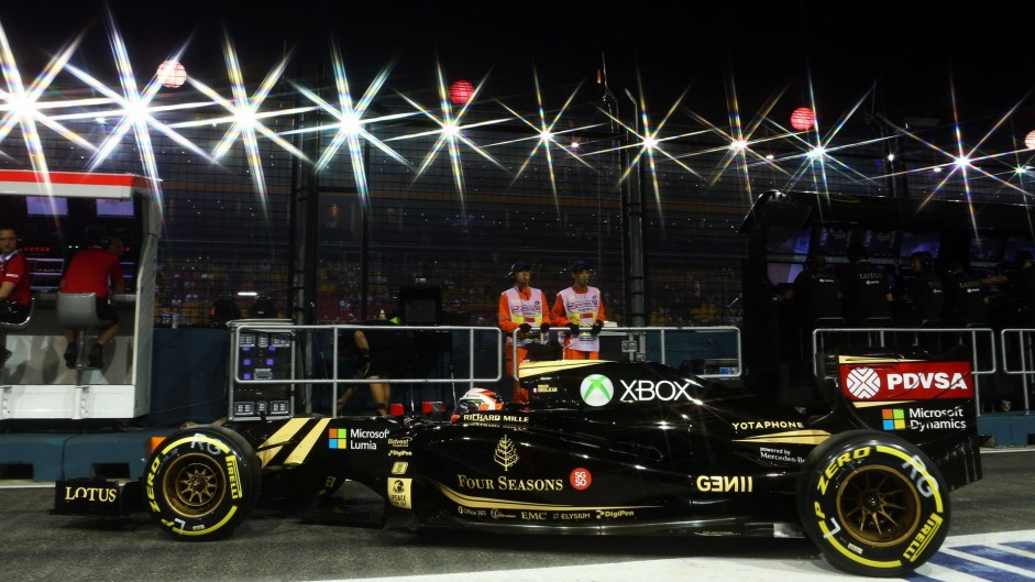 Seven days for Lotus to seal Renault deal