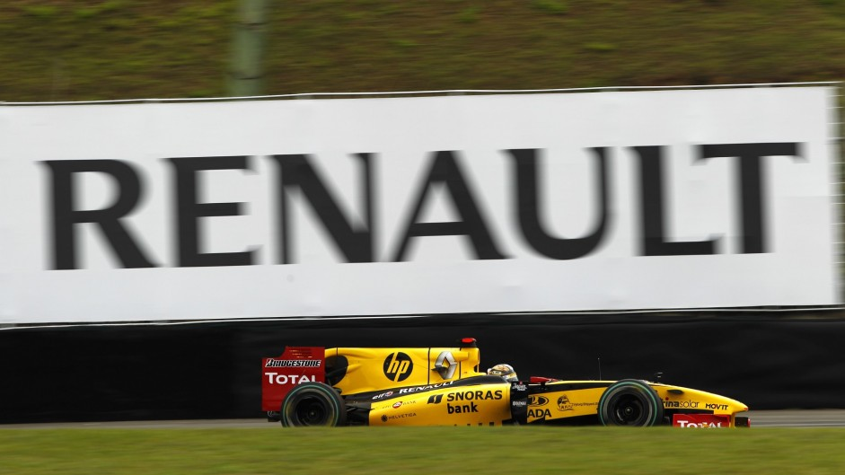 Here today, back tomorrow? Renault's F1 dalliances