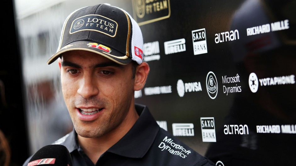 Ericsson contact was a racing incident – Maldonado