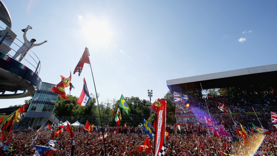 A unique atmosphere: Going to the Italian Grand Prix at Monza