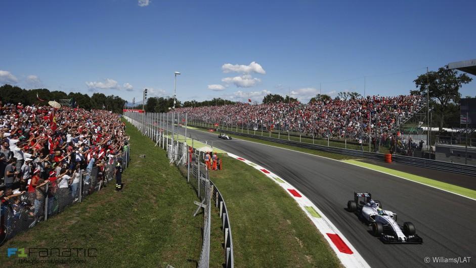 No progress in Italian Grand Prix talks