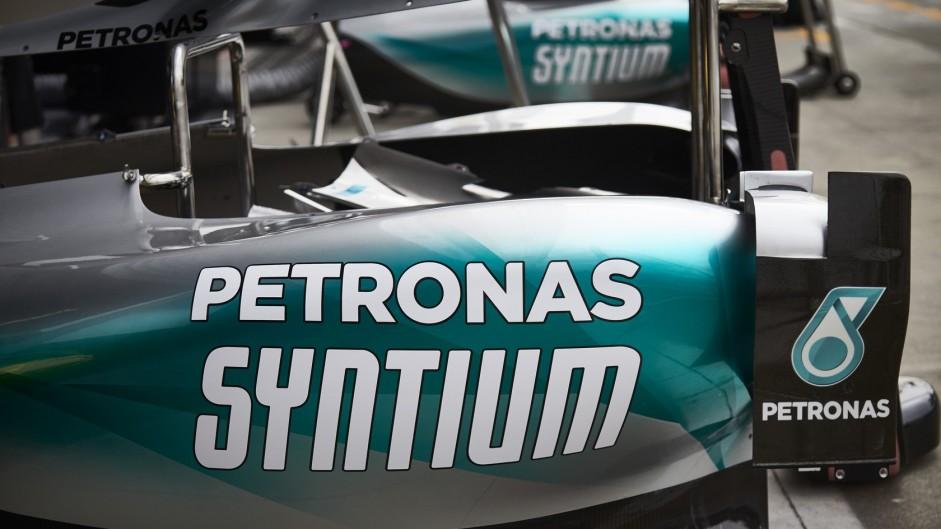 Mercedes, Monza, 2015