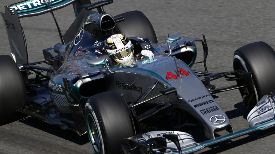 Mercedes 'gained three-tenths with Monza upgrade'
