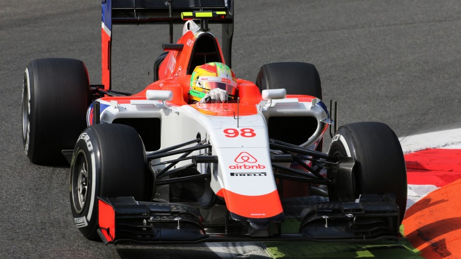 Mercedes engines possible for Manor but not Red Bull