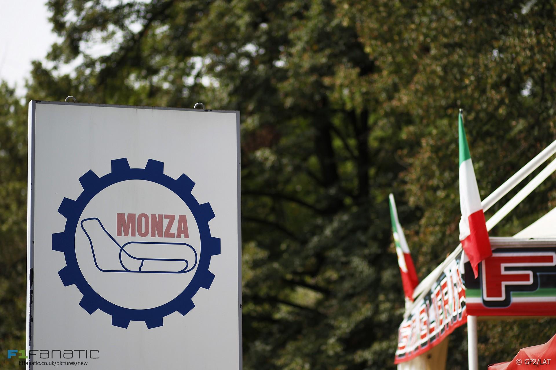 Monza, 2015
