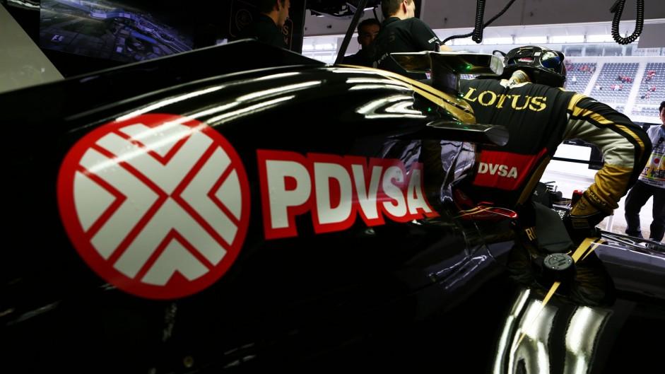 Maldonado sponsor 'overdue' payment to Renault