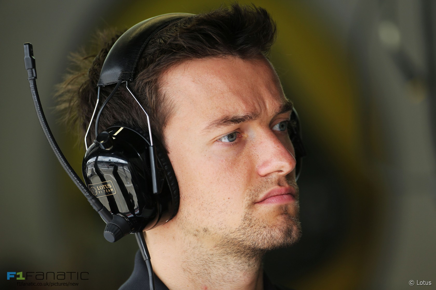 Jolyon Palmer, Lotus, Monza, 2015