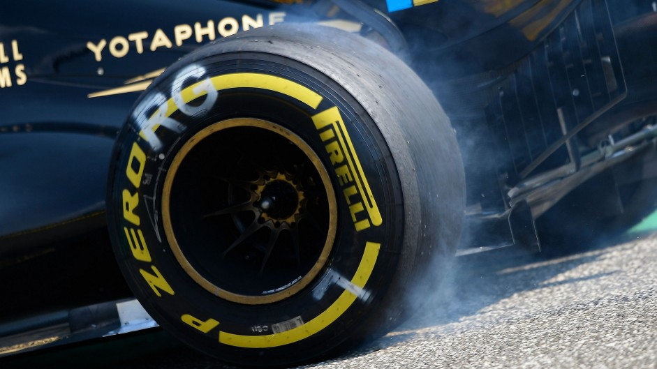 F1 could drop 'designed to degrade' tyres