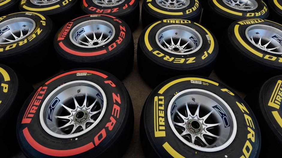 Pirelli switches to super-softs for Russian Grand Prix