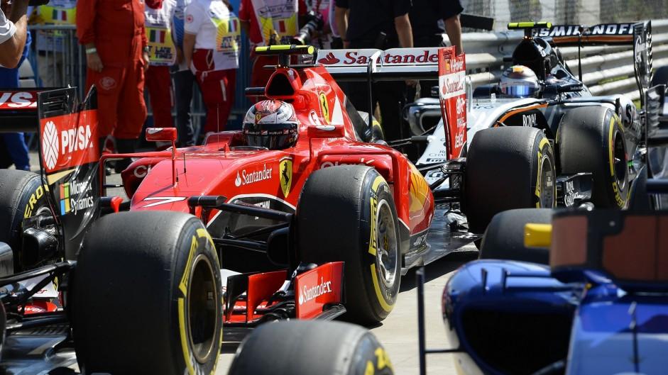 2015 Italian Grand Prix championship points