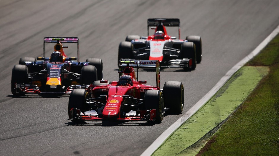 Raikkonen 'disappointed' after poor start