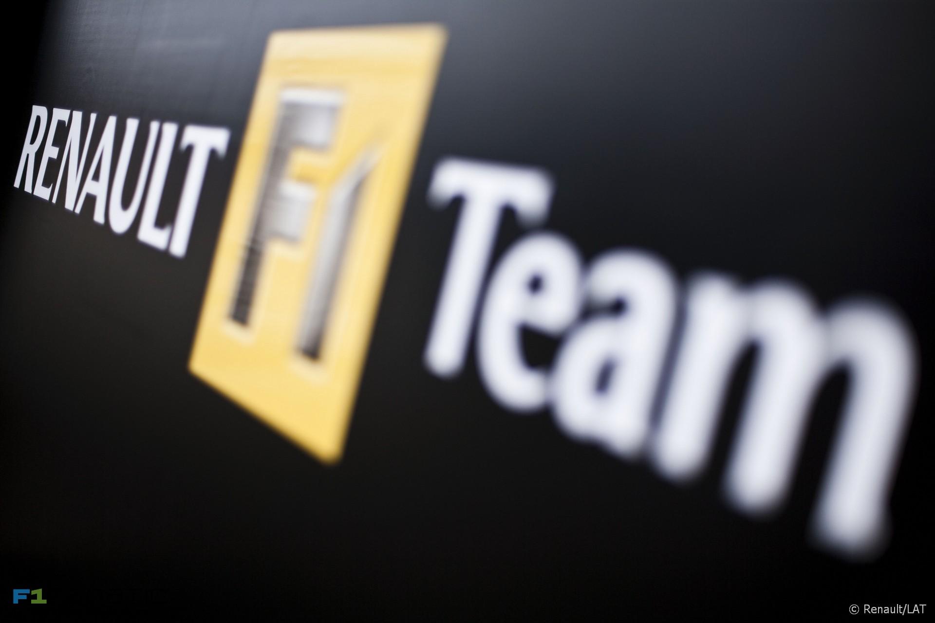 Renault logo, 2010