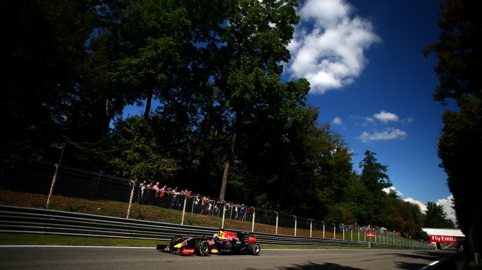 2015 Italian Grand Prix qualifying in pictures