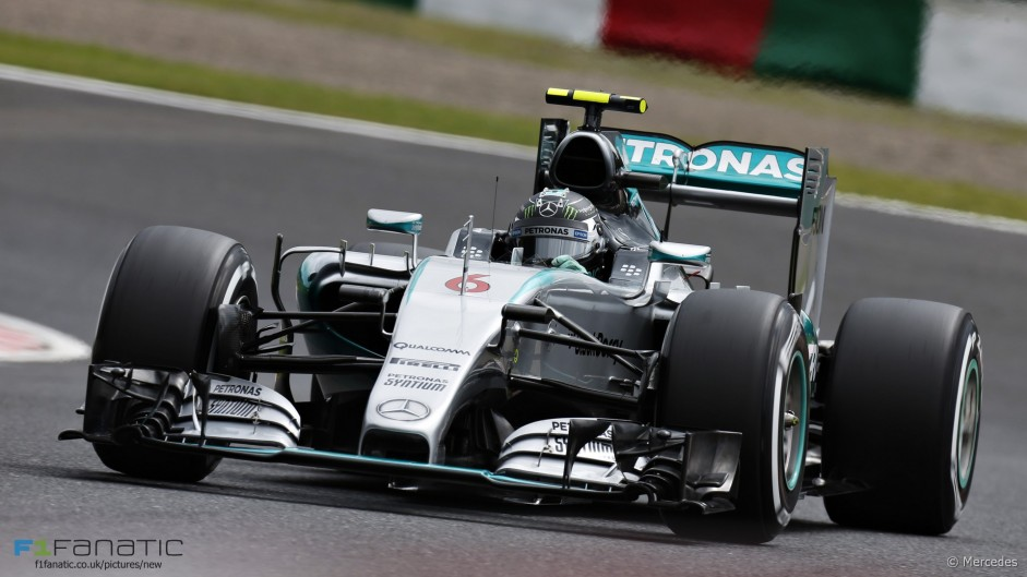 "Sochi won't be ""simple"" like Suzuka – Rosberg"