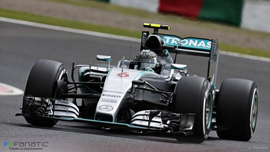 "Sochi won't be ""simple"" like Suzuka – Rosberg"