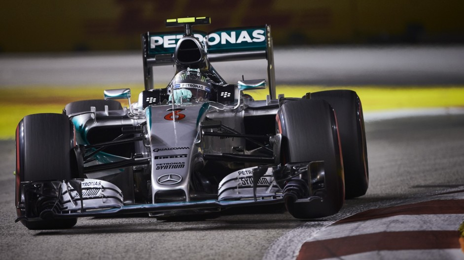 """Singapore is """"a Red Bull track"""" – Rosberg"""